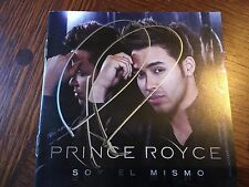 AUTOGRAPHED PRINCE ROYCE SO EL MISMO CD SIGNED