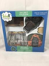 Secret Garden fairy garden kit (10 pc. set)