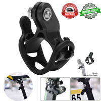 MTB Road Bike Race Number Plate Mount Holder Flashlight Computer Bracket Holder