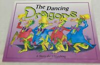 THE DANCING DRAGONS Story About Matching Big Teacher Book Big Book Math Concepts