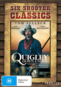 Quigley Down Under - Six Shooter Classic - Brand New