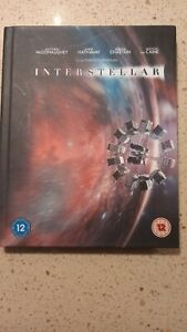 Interstellar Limited Edition Blu Ray (2014), Matthew McConaughey