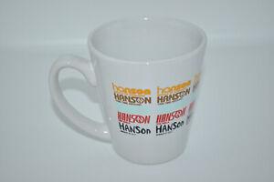 RARE BRAND NEW OFFICIAL White Hanson 5 of 5 Mug!