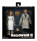 NECA - Halloween 2 (1981) Dr Loomis & Laurie Strode 8