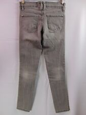 Miley Cyrus Max Azria Skinny Leg Stretch Denim Gray Jeans Women's Size 5