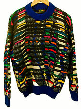 Vintage Coogi Australia Pure Wool Men's  Sweater Size S