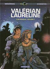 Valerian et Laureline L'integrale, volume1 ..