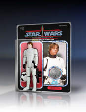 "Gentle Giant Star Wars Retro Jumbo 12"" Luke Skywalker in Stormtrooper disguise"