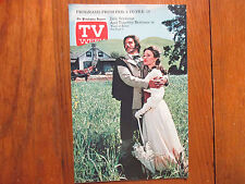 1981 Philadelphia Inquirer TV Week Mag(JANE SEYMOUR/TIMOTHY BOTTOMS/EAST OF EDEN