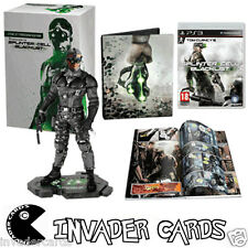 Splinter Cell Blacklist Freedom Collectors Limited Edition Statue PS3 New Boxed