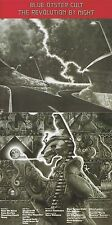 Blue Öyster Cult: The revölution by night  Neun Songs, von 1983! Nagelneue CD!