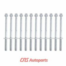 For 90-09 Subaru 1.8L 2.5L SOHC Cylinder Head Bolts EJ25 EJ25E EJ251 EJ253 EJ18E