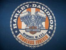 HARLEY DAVIDSON T-SHIRT X-LARGE  NWT