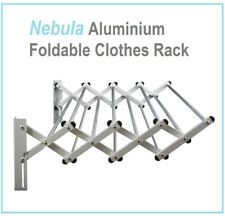 Good Quality Aluminium Clothes Airer Wall Mounted Laundry Drying Rack