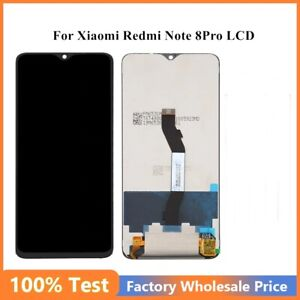 LCD Screen For Redmi Note 8 Pro Display Touch Digitiser Glass Assembly New uk