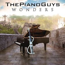 The piano Guys-Wonders CD NUOVO