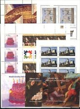 SLOVAKIA MNH Complete Year set 2012 WITH 18 Stamps + 5 S/S + 5 M/S + 3 Booklets