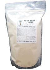 Agar Agar Powder 1KG (2.2lbs) - Excellent Gel Strength 900g/cm2 - U.S. SELLER!!!