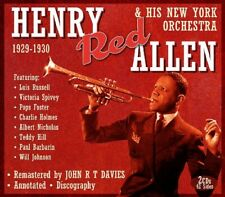 HENRY RED ALLEN - HENRY RED ALLEN & ORCHESTRA  2 CD NEW+