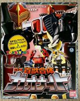 BANDAI Power Rangers Gaoranger Wild force DX GAO KNIGHT MEGAZORD 2001