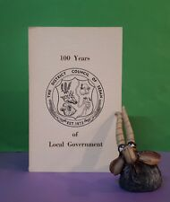 D Roberts: 100 Years of Local Government ~ Sedan Area/South Australia/history