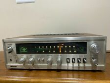 Vintage Panasonic Solid State FM/AM Stereo Receiver SA-5800