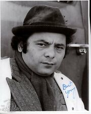BURT YOUNG Signed Autographed ROCKY PAULIE PENNINO Photo