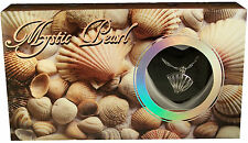 """Wish Pearl, Love Pearl, Mystic Pearl """"Oyster + Necklace + Pearl"""" ~ Shells"""