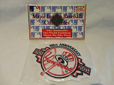 New York Yankees 100th Anniversary Patch 1903-2013-MLB Collectable