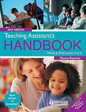 Teaching Assistant's Handbook: Nvq & Svq Levels 2 & 3 by Kamen, Teena