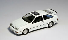 FORD SIERRA RS COSWORTH DIAMOND WHITE VANGUARDS VA11701 1/43RHD RIGHT HAND DRIVE