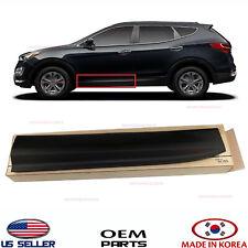 Door Handle Set For 2013-2017 Hyundai Santa Fe /& Santa Fe XL Rear Outer 2Pc