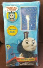 "Thomas & Friends Cotton Rich Window Panel Curtain Pair 42""x63"" Jay Franco Train"