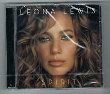 LEONA LEWIS - SPIRIT - 13 TRACKS - 2008 - NEUF NEW NEU