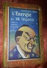 L'ENERGIE EN 12 LECONS di YORIMOTO TASHI