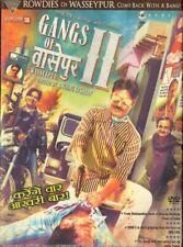 GANGS OF WASSEYPUR 2 - BOLLYWOOD DVD - Manoj Bajpayee, Nawazuddin Siddiqui.