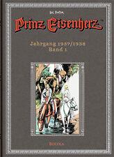 Prinz Eisenherz, BOCOLA Verlag, Hal Foster-Gesamtausgabe, Band 1, Jg. 1937/1938