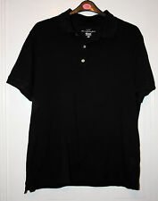 MENS L.O.G.G BY H&M T SHIRT BLACK USED SIZE EUR XL