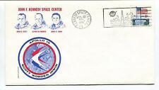 1971 Apollo 15 Scoot Worden Irwin John Kennedy Space Center Space Cover