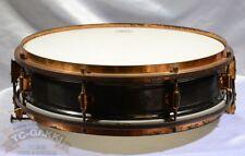 Leedy 1920s Multi Model Black Elite Vintage Snare 700E