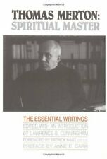 Thomas Merton: Spiritual Master, The Essential Writings