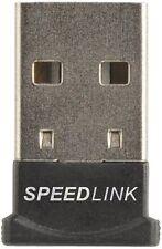 SPEEDLINK VIAS Nano USB Bluetooth 4.0 Adapter Dongle Stick bis 75 m 4116