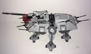 LEGO Star Wars 75019 AT-TE Walker The Clone Wars Build Complete No Minifigures