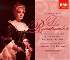 Strauss - Der Rosenkavalier / Schwarzkopf, Ludwig, Stich-Randall, Endelmann, Wac