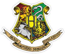 "Harry Potter Hogwarts sticker decal 5"" x 4"""