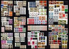 Canada 1970/ 1974 MNH Large Collection BLOCKS Incl All Years 405 Stamps #CC828