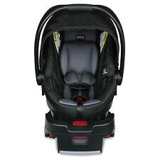 Britax B-Safe 35 Infant Car Seat, Ashton (E1A183D), 4-35 Pounds, Exp: 4/30/26