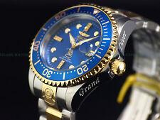 ea6e83a8b New Invicta Men's 300M Diamond Grand Diver Automatic Ltd.Ed. Bue Dial TT  Watch