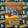 2020 Topps Opening Day Oakland Athletics Jesus Luzardo (3) Rookie Card Lot.