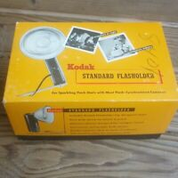 Vintage KODAK Standard Flashholder in Original Box
